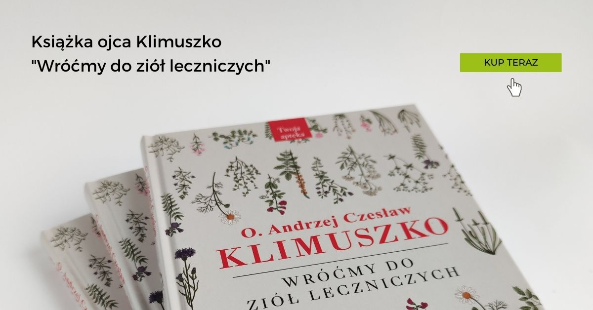 książka wróćmy do ziół ojciec Klimuszko
