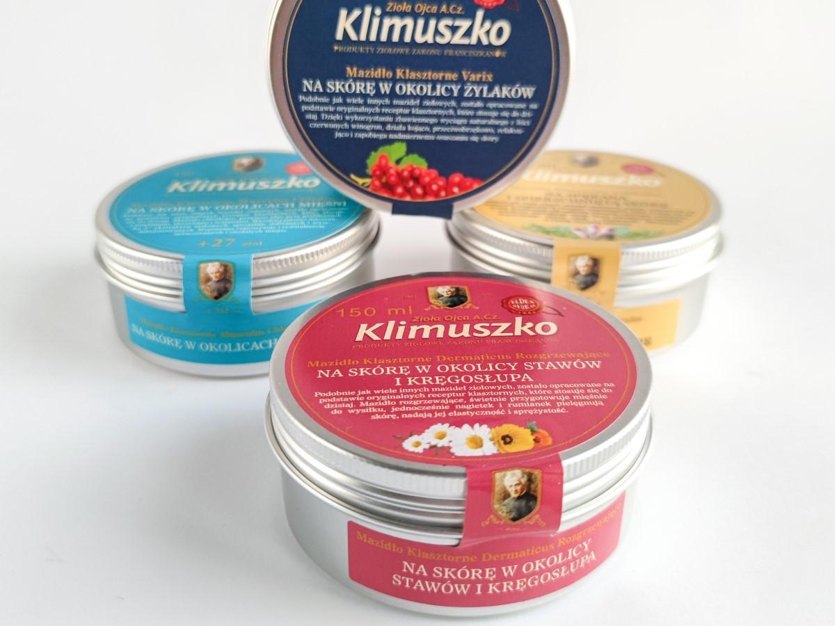 Nowość! Ziołowe produkty ojca Klimuszko